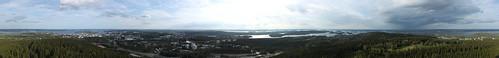 Kuopio panorama