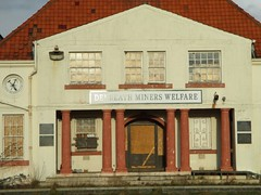 Photo of Denbeath Miners Welfare Institute.