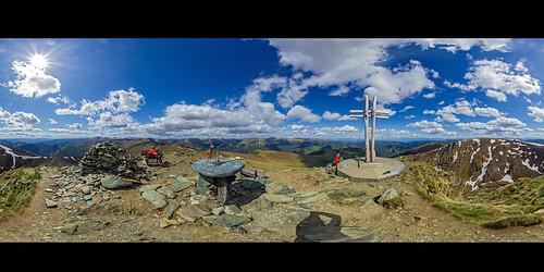 Falkert, 360° Panorama