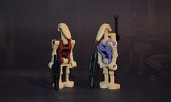 Battle Droid Commanders