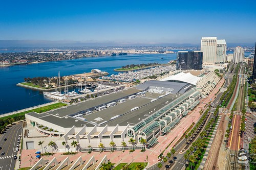 Downtown San Diego Convention Center