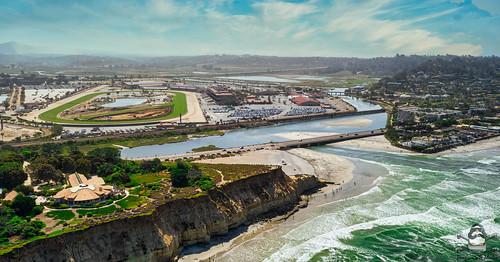 Del Mar Beach - San Diego County