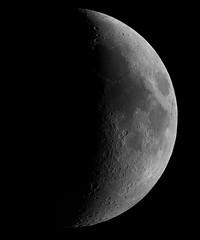 Photo of Tonight's Moon