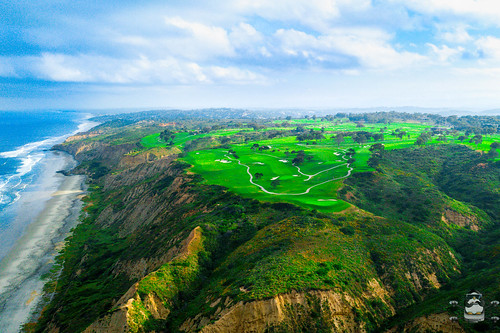 Torrey Pines Golf Course - San Diego