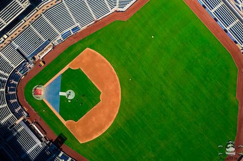 San Diego Padres Petco Park Birdseye View