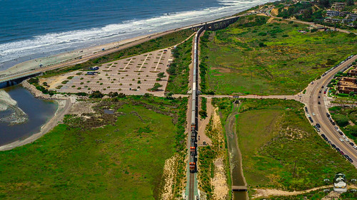 Torrey Pines Freight Train