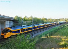Nederlandse Spoorwegen 3108 ( ICNG,Alstom Coradia Liner ) Lelystad ( NL)23,05,2020