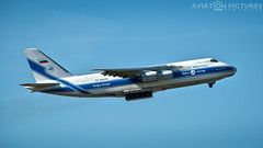 Volga-Dnepr Antonov An-124-100 RA-82079