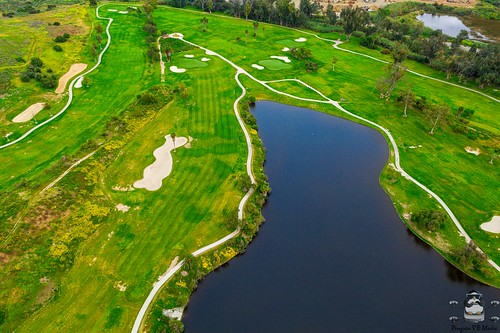 Admiral Baker Golf course lake