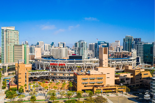 Petco Park Downtown View