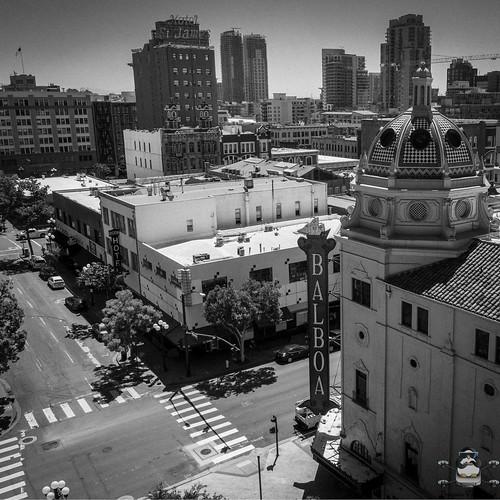 Balboa Theater Downtown San Diego