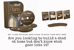Are you looking to build a shed at home but don't know what goes into it