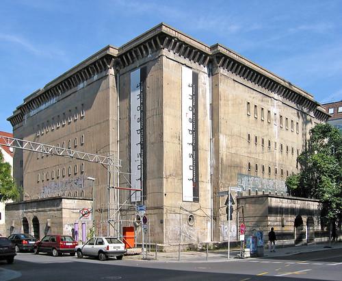 Berlin - Ehemaliger Reichsbahnbunker