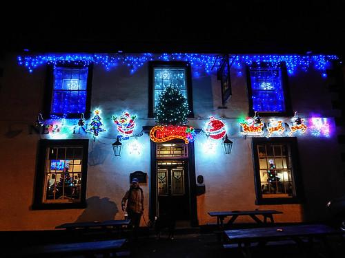 Clitheroe New Inn Christmas
