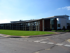 Photo of Rothamsted Research, Harpenden 2008
