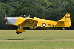 Photo of Miles M.14A Magister 'N3788' (G-AKPF)