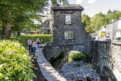 Bridge House, Ambleside, England