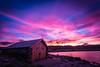 Kelvedon sunset