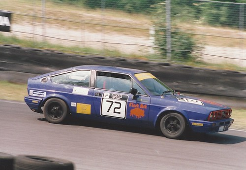 Shaun Hazlewood Sprint 1999