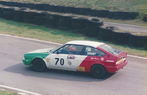 Peter Smart Alfasud Sprint 2000