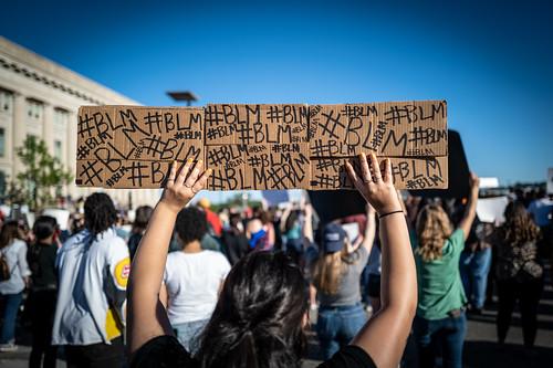Des Moines Protests George Floyd Murder by Phil Roeder, on Flickr