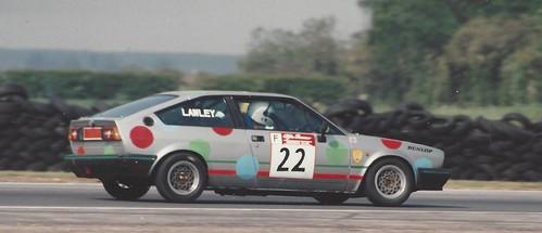 Andrew Lawley Alfasud Sprint
