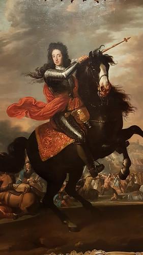 William III - Triumphant soldier