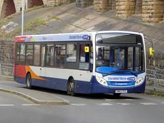 Photo of 37001 / SN63 YPZ - Alexander-Dennis Enviro200 - Stagecoach East Midlands - Mansfield 21Mar20