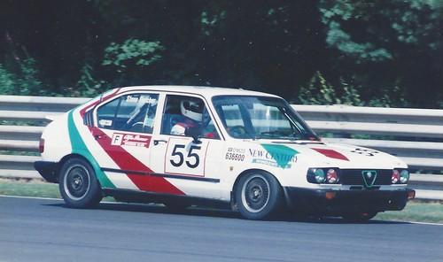 Steve Fletcher 4 door winner 1999