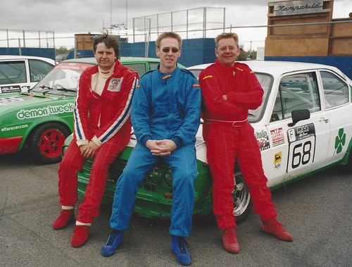 Rockingham Alfasud Cup trio 2004