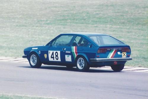 Keith Woolhouse Sprint 1997