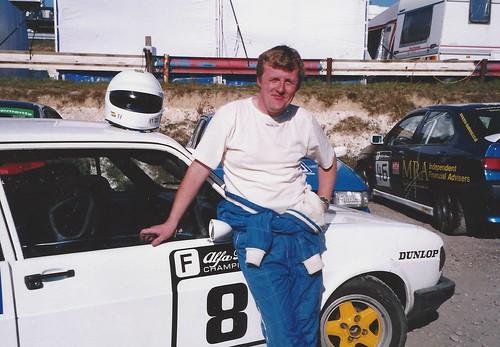 Gary Walker at Lydden Hill 2004
