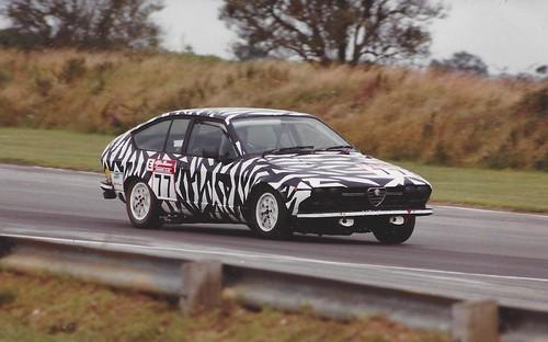 Mark Pickering Alfetta GTV