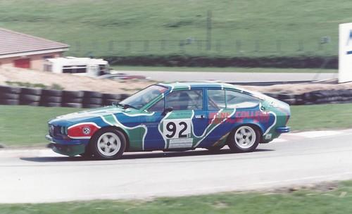 Ed McDonough Alfetta GTV