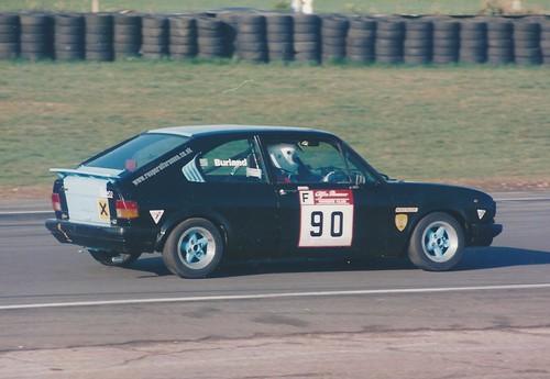 James Burland 2000 winner