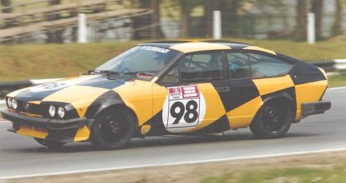 Joel Wykeham Alfetta GTV