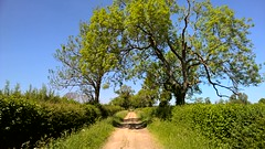 Photo of Windrush Path West Oxfordshire UK.