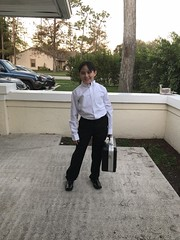 Joelito - 6th grade band concert