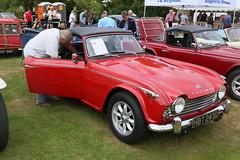 Photo of Triumph TR4A (1966)