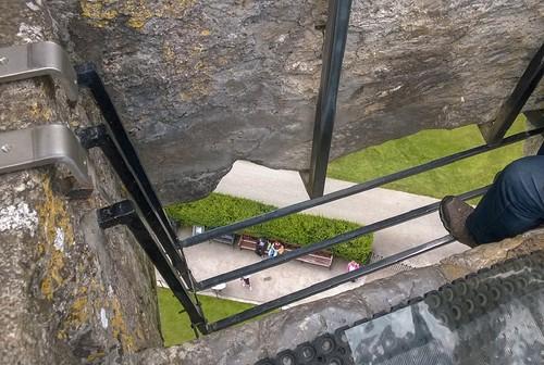 f. Blarney Stone, Blarney Castle, Co.Cork, Ireland 2016. cbr1