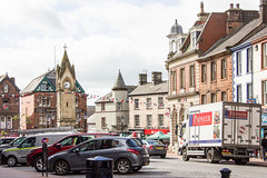 Photo of Market Square, Penrith, England