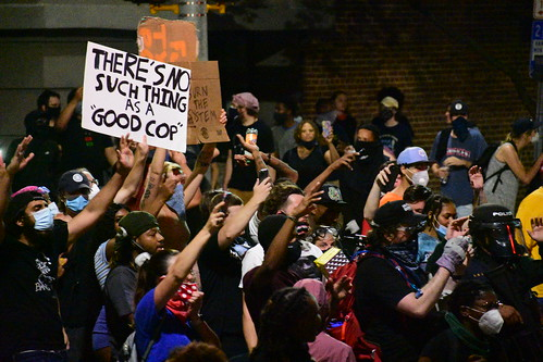 Raleigh Demands Justice (2020 May) by Anthony Crider, on Flickr