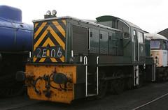 Photo of 110184 D9516  Wansford Depot (NVR) 02.03.2008