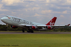 Photo of G-VBIG | Virgin Atlantic Airways | Boeing 747-4Q8 | EGCC | 16-07-2019
