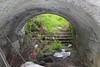 Pedestrian tunnel - facit branch