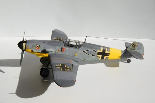 Messerschmitt Bf 109F-4/R1,R3