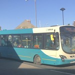 Arriva North East 1419 NK09 EJJ (25/10/2016)