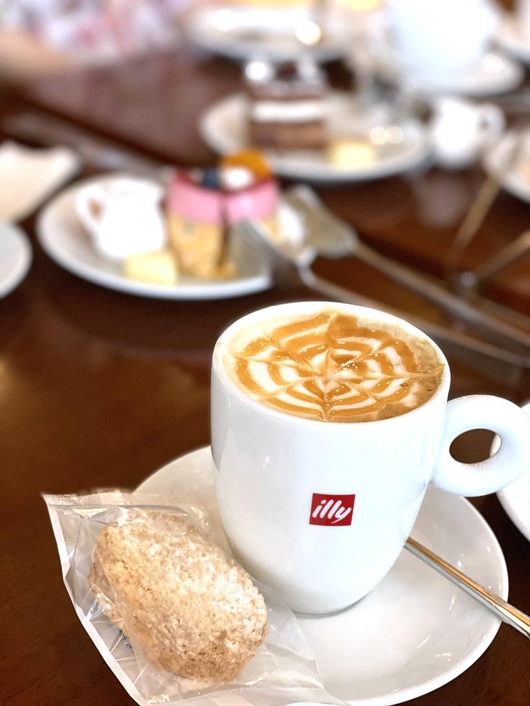 歐華酒店歐麗蛋糕坊 咖啡