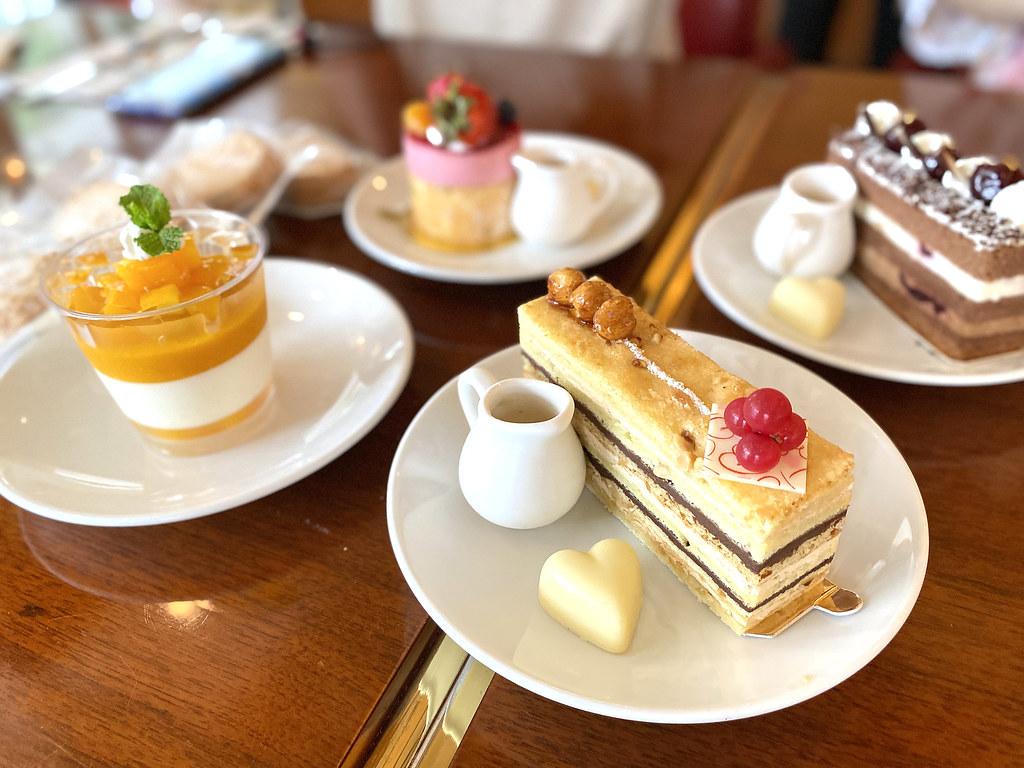 歐華酒店歐麗蛋糕坊 甜點