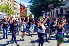 2020.05.31 Protesting the Murder of George Floyd, Washington, DC USA 152 35022